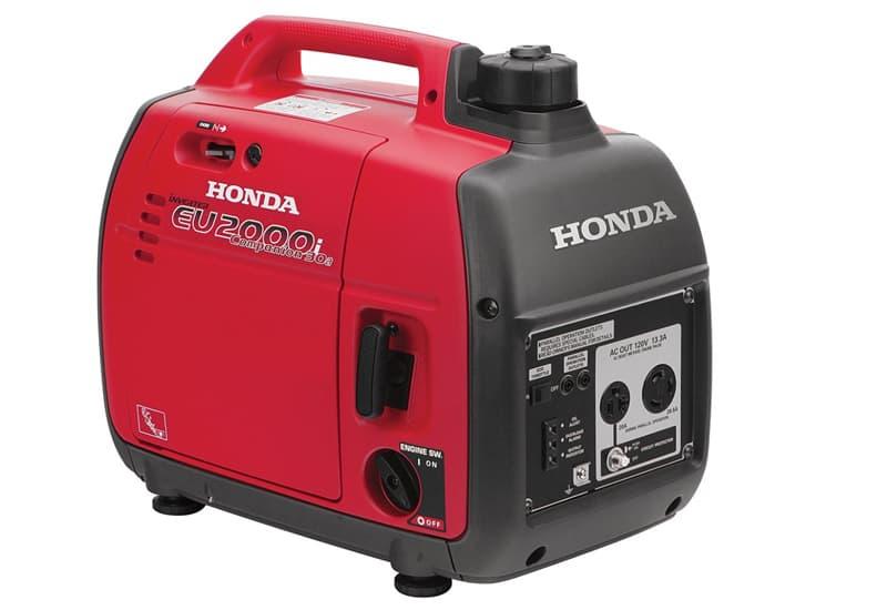 Honda generator for Christmas