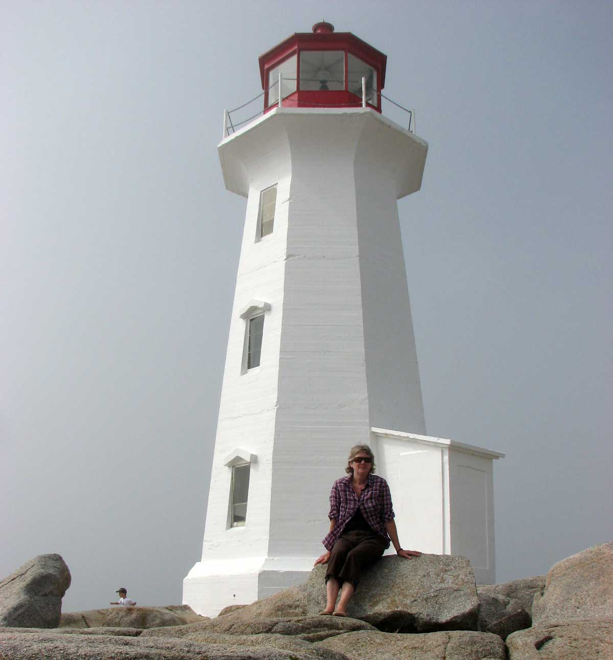 Lighthouse in Canada