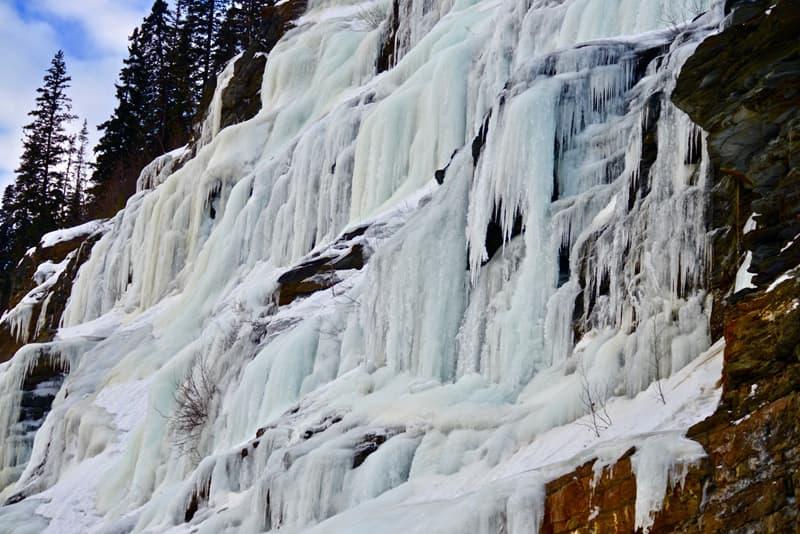 Near Bijoux Falls Park, British Columbia