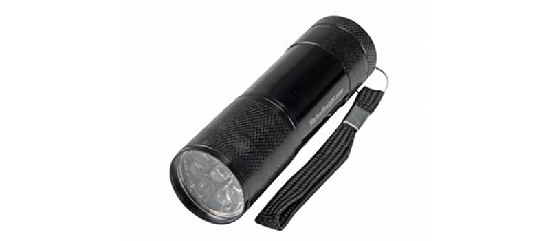 Harbor Freight free flashlight with coupon