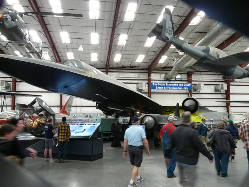 Pima Air Museum, Tucson, Arizona