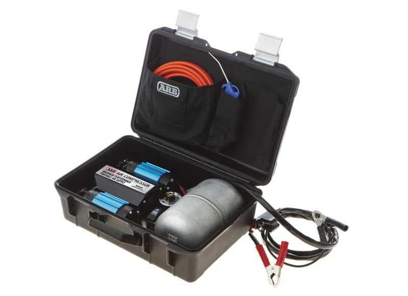 Portable ARB air compressor