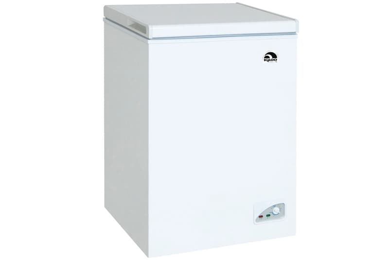 Portable chest freezer