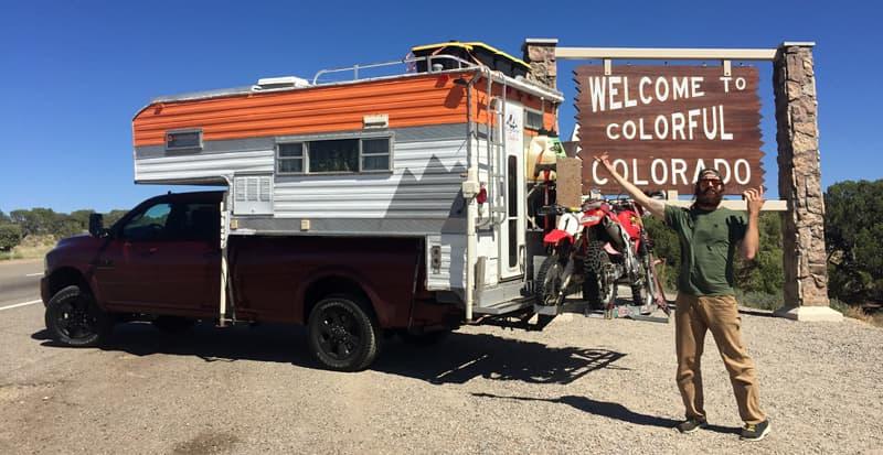 Register The Truck Colorado