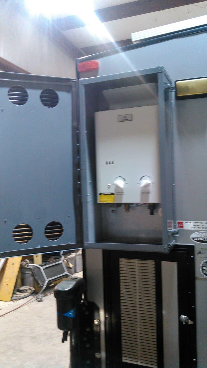 Shower Hot Water Heater