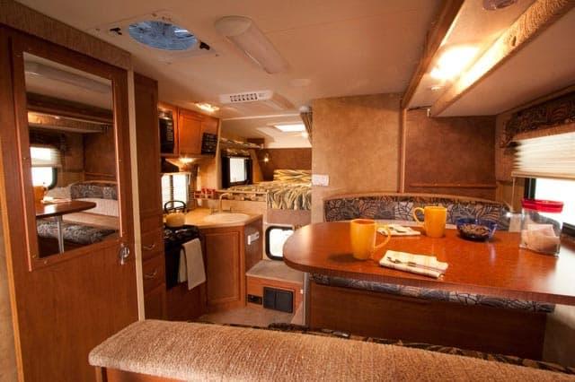 Lance 855s Truck Camper