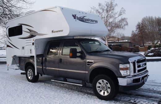 2013 Adventurer 89RB Truck Camper Magazine