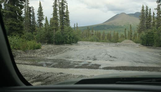 Alaska-Cannonball-Road-Washed-out-mile-31