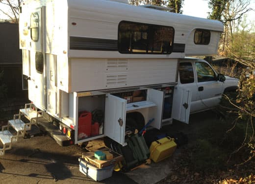 Retire Young And Have Fun Truck Camper Magazine