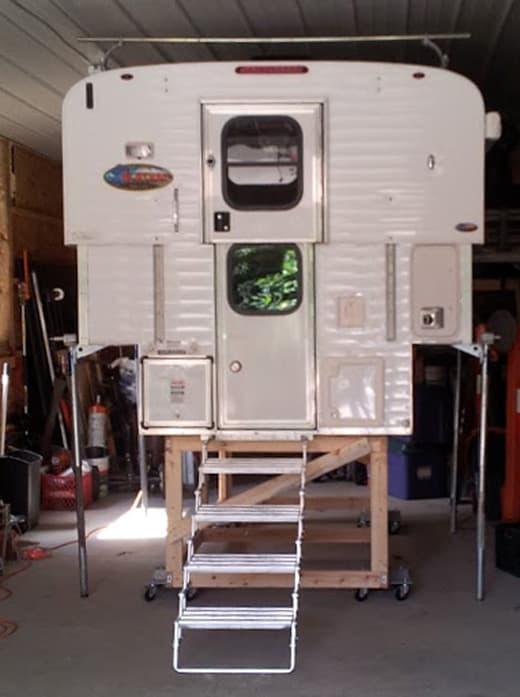 Empty Nest Alaskan Quest Truck Camper Magazine
