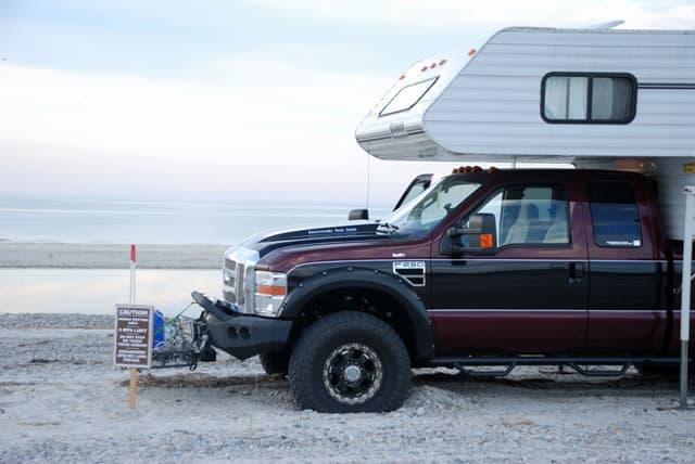 Camping On Sandy Neck Beach Truck Camper Magazine