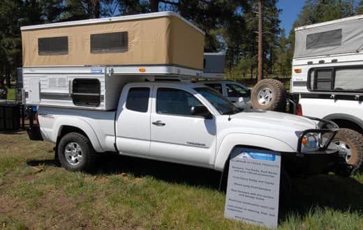 2012 Four Wheel Camper Review