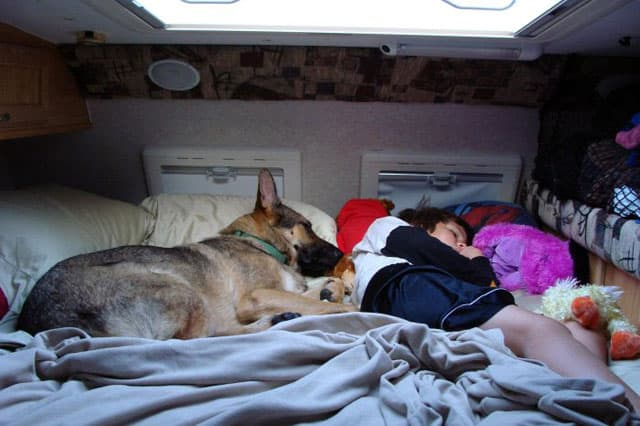 Kids and camping truck camper magazine i camp with my grandchildren our first trip was in 2006 going from iowa to delaware one of our stops was in shanksville pennsylvania sciox Choice Image