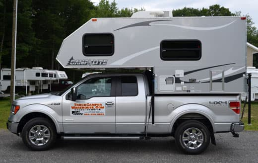 Gmc Truck Beds For Sale >> CampLite 6.8 Review - Truck Camper Magazine