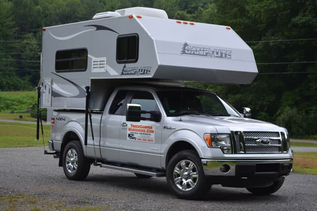Camper For Ford F150