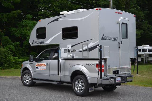 Camplite 6 8 Review Truck Camper Magazine