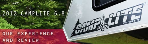 Camplite Camper Review