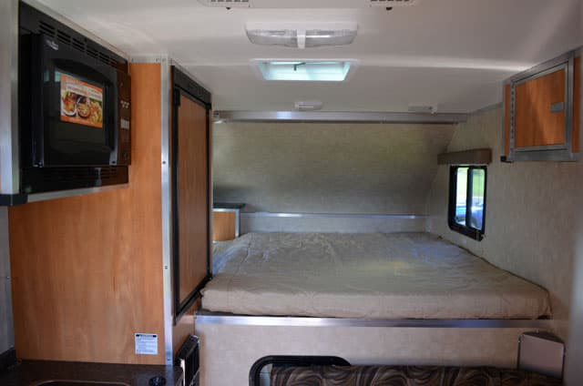 Inside Of Truck Pop Up Camper Html Autos Weblog