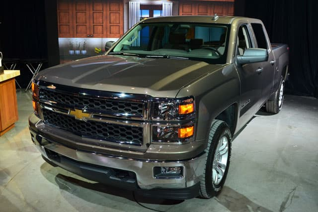 2014 Chevy Silverado 1500 And Gmc Sierra 1500 Revealed