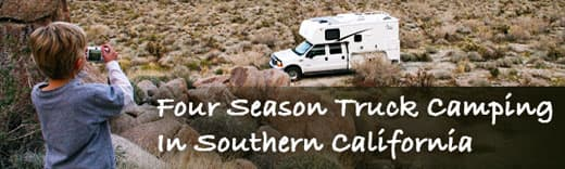 southern-california-truck-camping