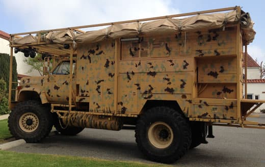 Military Vehicles For Sale Canada >> The Survivor Truck Bug Out Vehicle