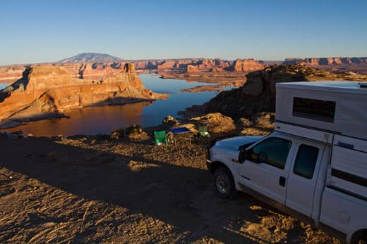 Alstrom Point, overlooking Lake Powell, Glen Canyon National Recreation Area, Utah