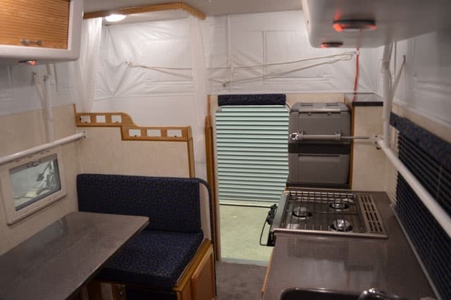 custom hallmark to explore south america hallmark camper interior wide