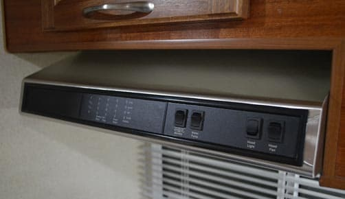 Northern Lite 10-2RR Range Hood Monitors