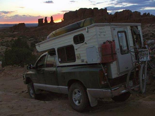 f Road Truck Camping 101 Truck Camper Magazine