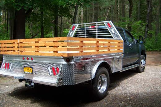 FlatBed-bed-rack