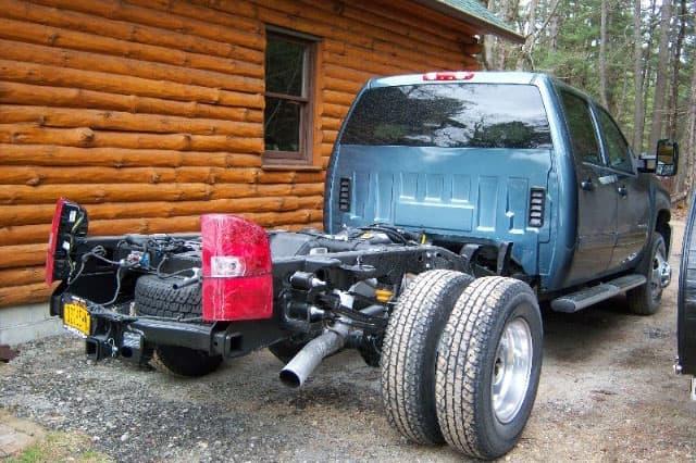 Putting Together A Flatbed Truck Camper Truck Camper