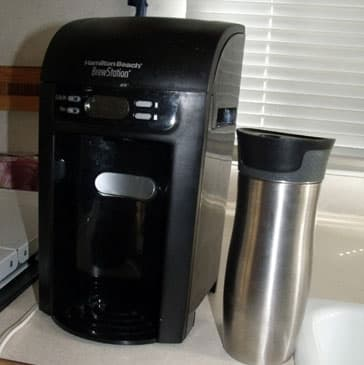 The best small coffee makers for rvs for Small apartment coffee maker