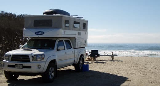 From Bear To Plan B Truck Camper Magazine