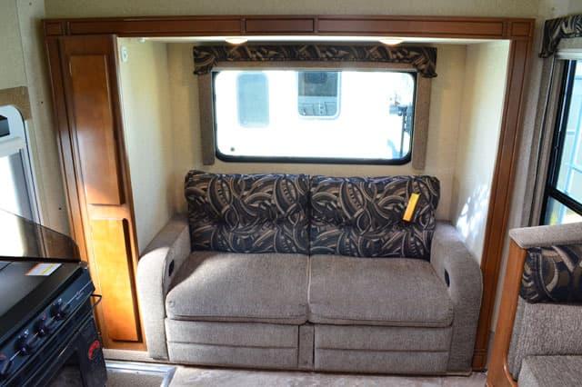 Lance 1172 Double Slide Camper Review