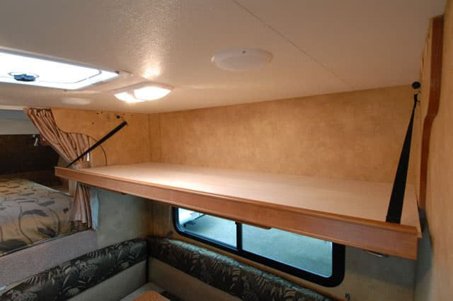 Rv Trailer With Bunk Beds