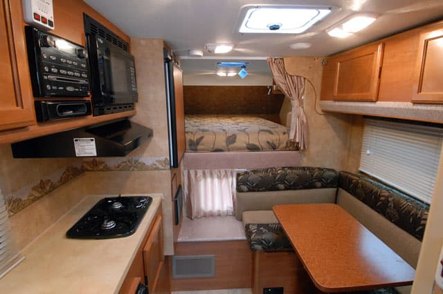 Lance 825 Review Truck Camper Magazine