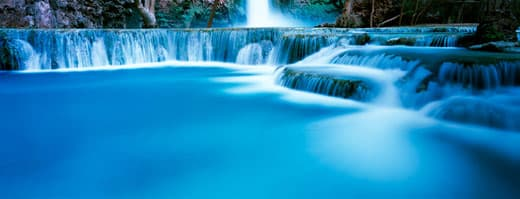 Waters of Life, Havasupai Indian Reservation, Arizona