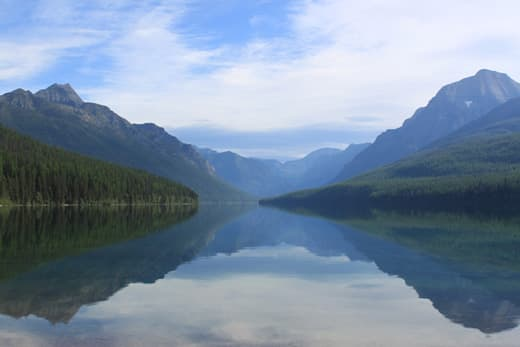 Bowman-Lake-Glacier-National-Park