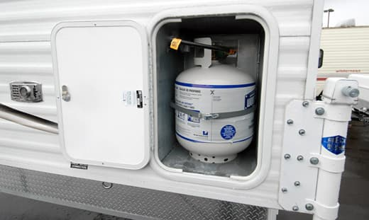 Travel Lite 770 propane