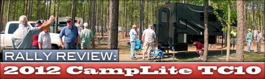 Camplite TC10 Camper review