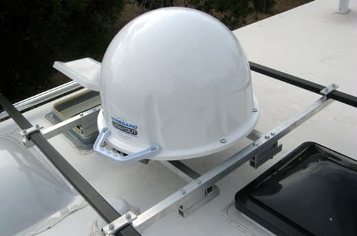Satellite-on-Roof