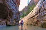 full-timers-Zion-NP-Hiking-the-Narrows