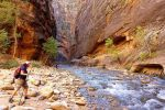 full-timers-Zion-NP-Ut-Hiking-the-Narrows