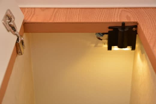 Northstar-Arrow-Cabinetry-Light