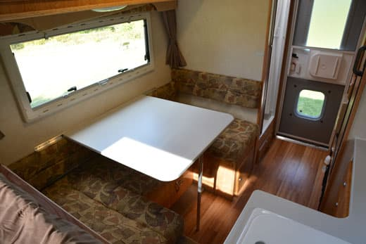 Northstar Arrow Dinette Window