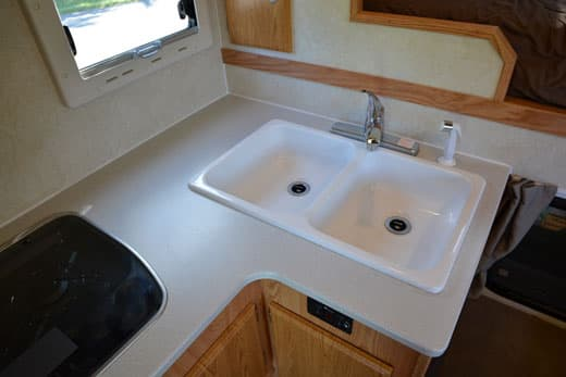 Northstar-Arrow-Double-Sink