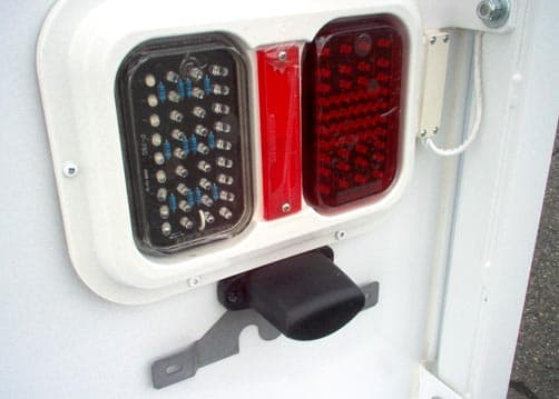 Adventurer 86 FB LED lights