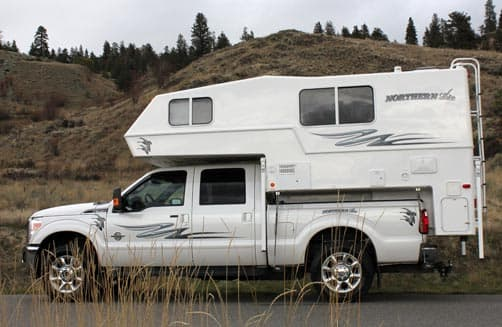 Northern Lite 8-11 Sportsman Model Exterior