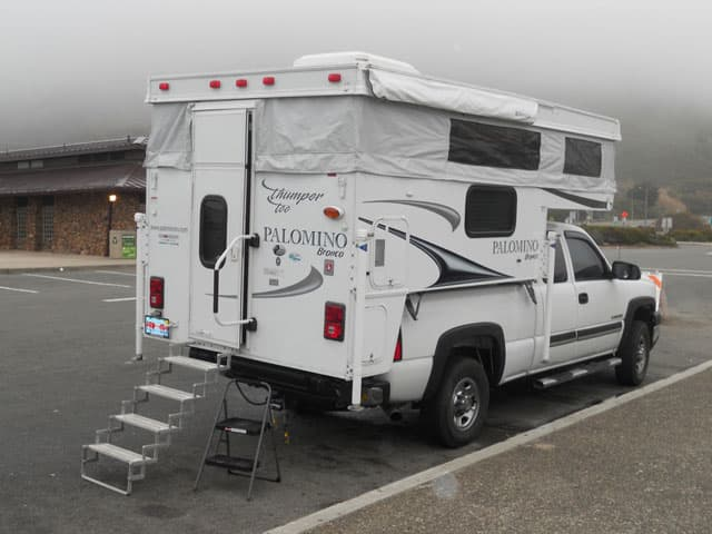 Pop Up And Ride On Truck Camper Magazine