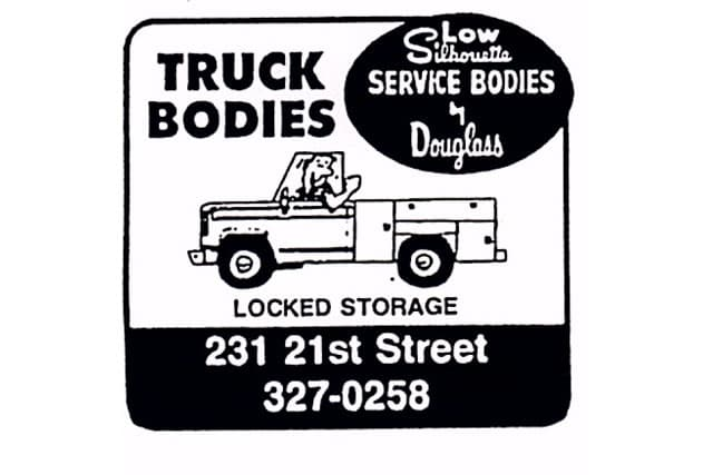 Rick Douglass of Douglass Truck Bodies - Truck Bed Storage